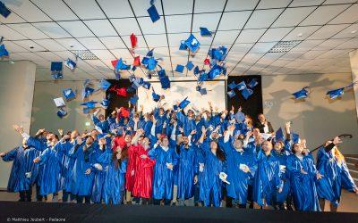 Cérémonie remise diplômes CESI 2017