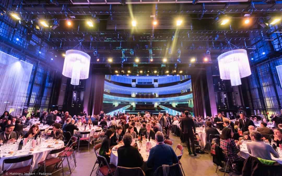 BIS 2017 – Grand banquet culturel – Cité des congrès