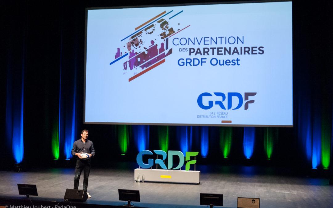 GRDF 10 ans – Convention des partenaires Ouest