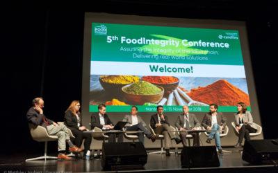 5eme FoodIntegrity conférence